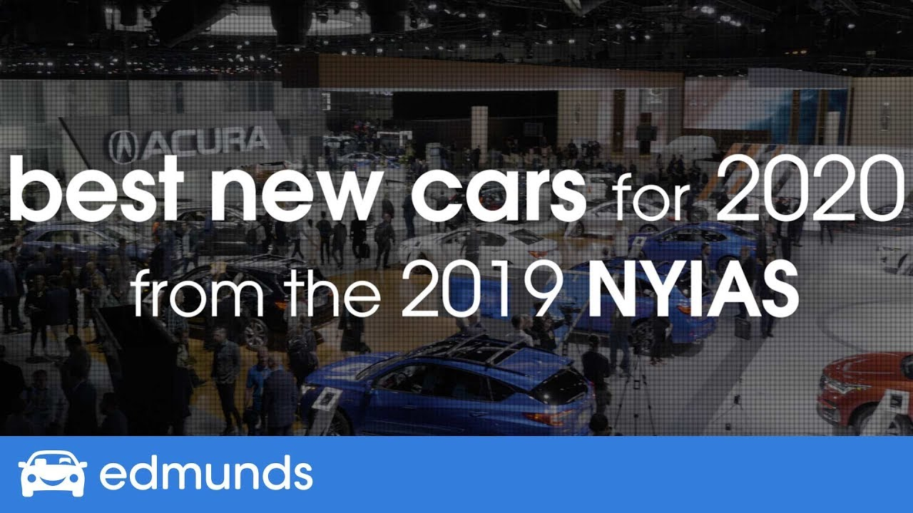 Best New Streaming Shows 2020 Best New Cars for 2020   Latest Cars & SUVs | Edmunds   YouTube