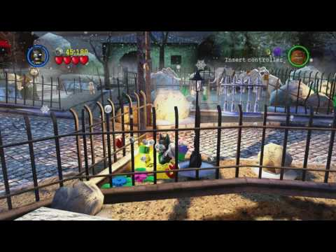 LEGO Batman: The Videogame ~ Chapter 2-4: Zoo's Company (Collectibles Guide)