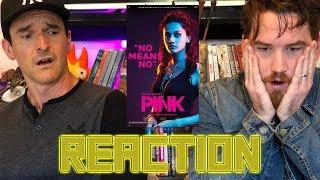PINK | Amitabh Bachchan | Trailer Reaction!!!