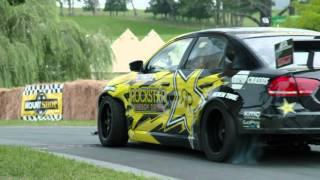 Rockstar Energy VW Passat drifts epic driveway in New Zealand Leadfoot Festival thumbnail