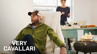 Jay Cutler Checks In on the Uncommon James Employees | Very Cavallari | E!