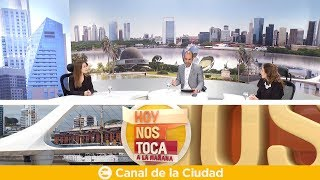Tan dulce que hace mal: Entrevista a Florella Tartaglione en Hoy nos toca a la Mañana