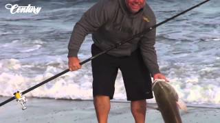 trophy 48 red drum rodanthe nc advanced fishing centurty rods truth reels surf fishing