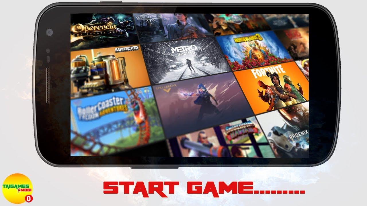 INTRO GIỚI THIỆU TAIGAMES MOBI TV [TGM] #GAMEHAY #PLAYGAME #REVIEWGAME