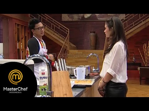 Yuki dan Matheo tukeran rasa waw [Master Chef Indonesia Session 4] [29 Agustus 2015]