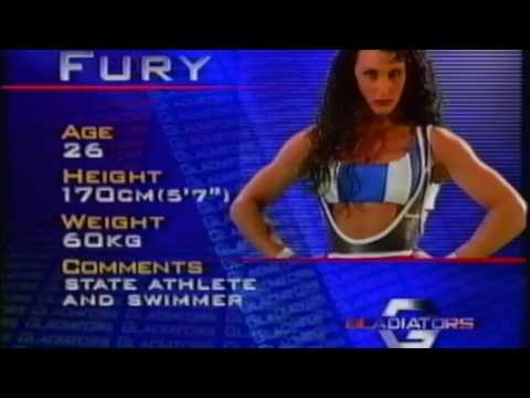 Australian Gladiators - Fury Bio