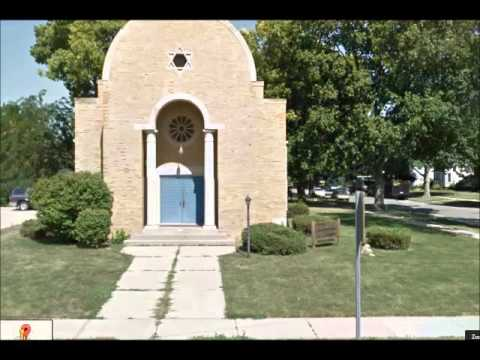 Synagogues of Iowa, Part 2- Mason City, Fort Dodge, and  Fairfield