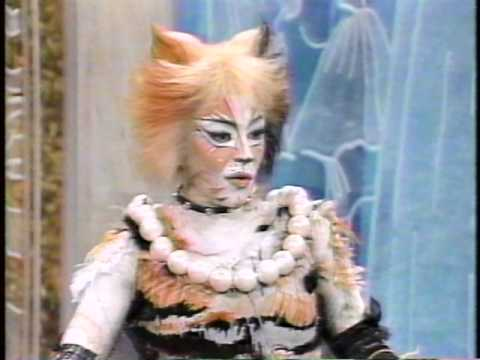 Cats Interview in Costume - Toronto 1986
