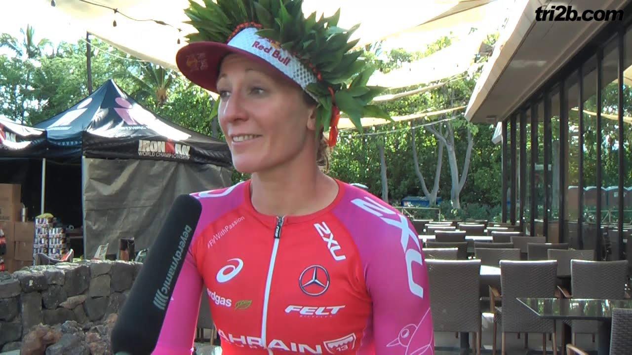 Ironman Hawaii 2018 Siegerin Daniela Ryf Im Interview Youtube