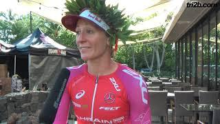 IRONMAN Hawaii 2018: Siegerin Daniela Ryf im Interview