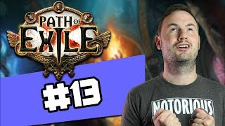 Sips Plays Path of Exile (19/6/2019) - #13 - A Dad and his Build