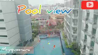 eL Royale Hotel Bandung condotel studio full review holiday year end