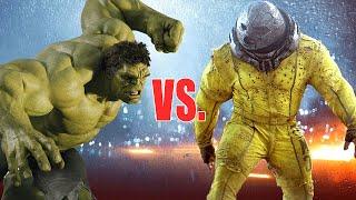 Hulk (MCU) vs Juggernaut (FOX - Deadpool 2)
