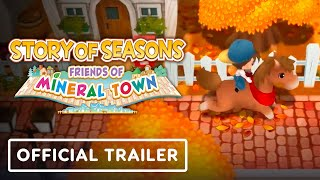 Story of Seasons: Friends of Mineral Town - Official PS4, Xbox One Announcement Trailer