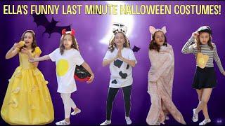 Funny Last Minute Costume Ideas!