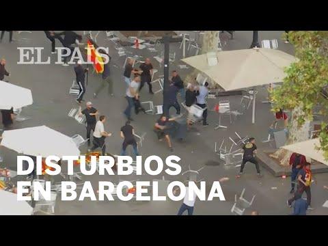 Disturbios en Barcelona | España