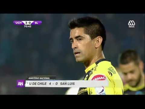 U de Chile vs San Luis - Compacto