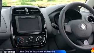 Renault Kwid 2015 - review and test-drive in India