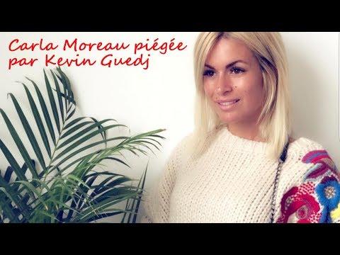 Qu'est-il arrivé à Carla Moreau à son anniversaire? Elle piégée par Kevin Guedj