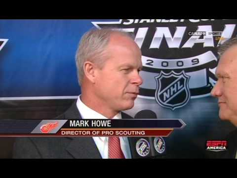 NHL STANLEY CUP FINALS 2009 - Detroit Red Wings @ Pittsburgh Penguins - Game 7 - Part 1 - SWEDISH