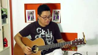 [Guitar] Bốn hợp âm đánh 100 bài hát!!??