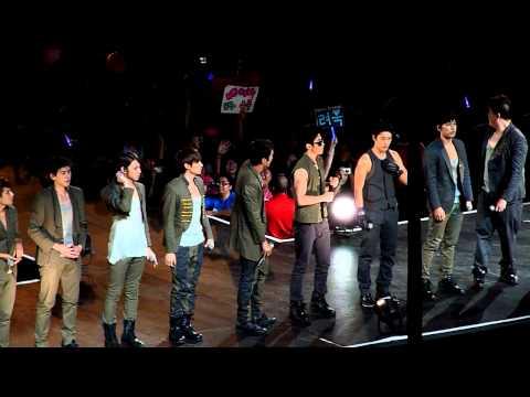 SMTown 2010 HD - Super Junior - Super Girl, 너 같은사람또 없어 (No Other)