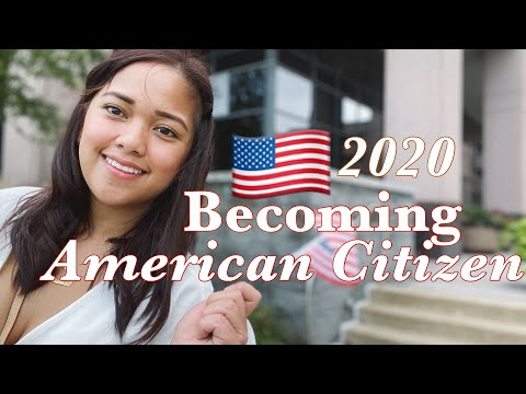 My US Citizenship Interview And Naturalization Ceremony Experience August 2020