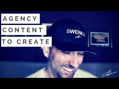 WHAT TYPE OF CONTENT SHOULD AN AGENCY CREATE TO GENERATE LEADS? - HOW TO GENERATE LEADS