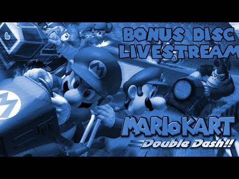 Mario Kart Double Dash BONUS DISC Livestream