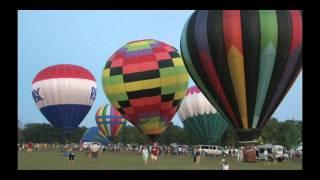 2011 Gulf Coast Hot Air Balloon Festival Official Video