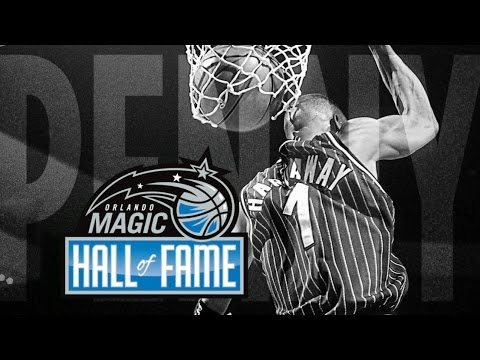 Penny Hardaway's Hall Of Fame Induction For The Orlando Magic
