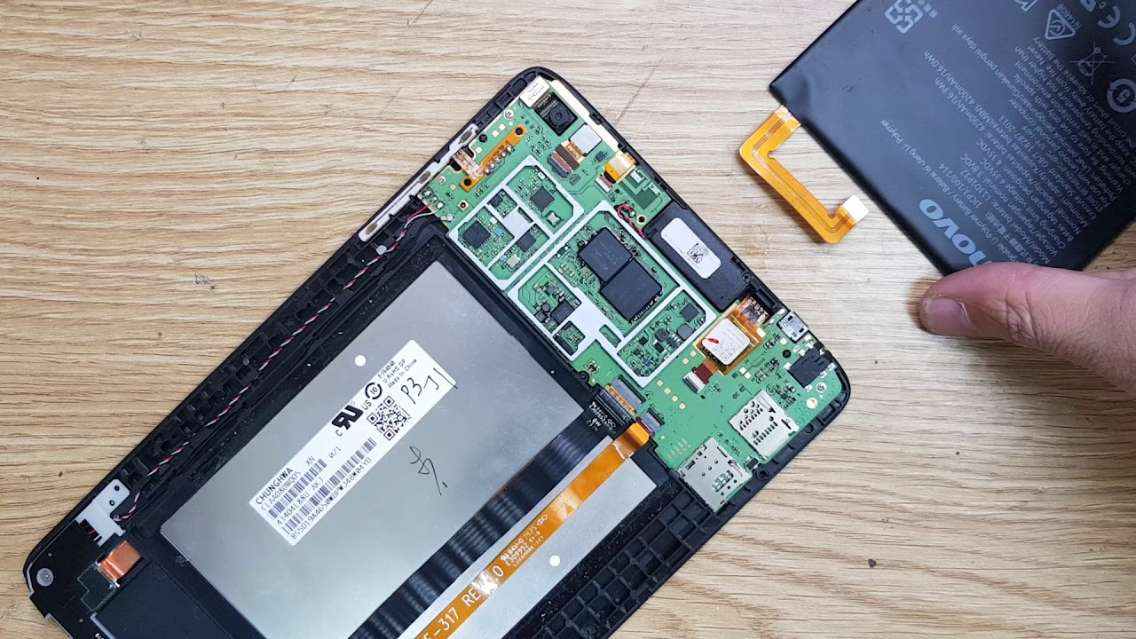 Loa Trong Lenovo A5500, Loa Ngoài Lenovo IdeaTab A8-50 HD A5500 Thay Lấy Ngay.