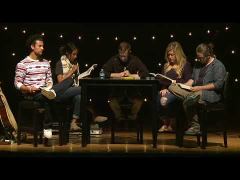 Revival Fire - College Edition: The Experiment - Chris Galanos