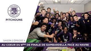 Nouvelle saison de Pitchouns, épisode 4 - Au coeur du 8ème de finale de Gambardella, TFC/Le Havre
