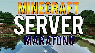 Minecraft Server Maratonu! - Montaj