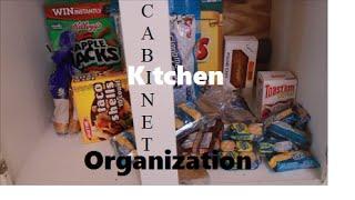 Get Organized | Kitchen Cabinet Organization Ideas | My Beautiful Style