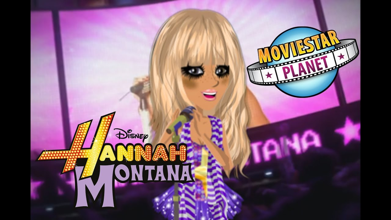 Msp Hannah Montana Ganzer Film Deutsch Youtube