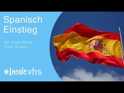 #insidevhs - Spanisch Einstieg Mit Diego Stivel Calle Giraldo