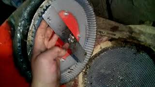 Зернодробилка своими руками(1)