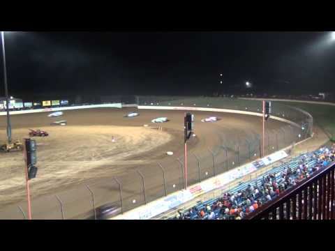 USMTS Hunt For The Championship Lucas Oil Speedway Phillips Wins