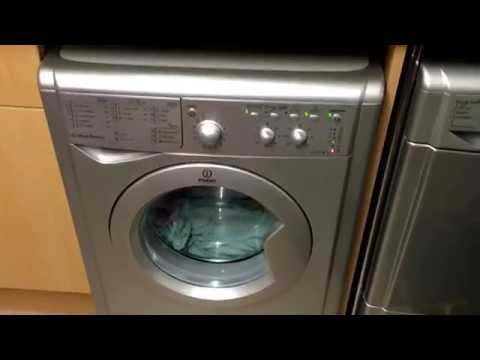 Indesit 1600 spin washing machine