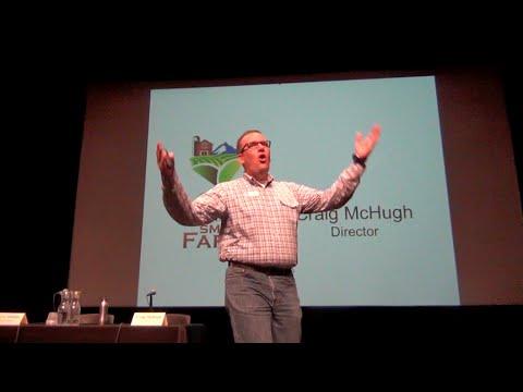 "#FoodTalks: ""We need more Farmers"" with Craig McHugh"
