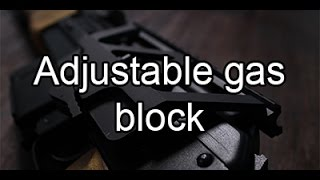 How to Adjust the Gas Block on Molot Vepr Rifles