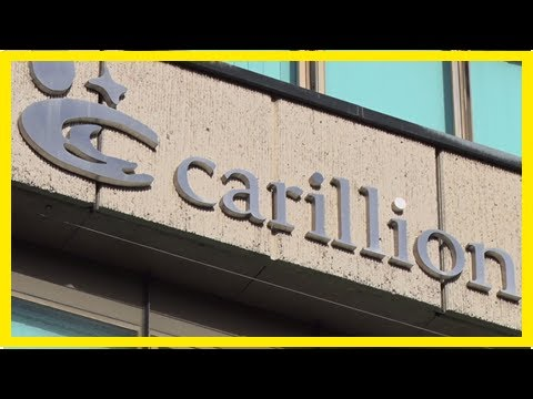 £7bn in Carillion liabilities revealed