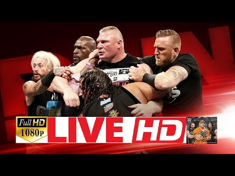 WWE Raw 26 June 2017 LIVE STREAM HD - WWE Monday Night Raw 6/26/17 Full Show LIVE STREAM HD