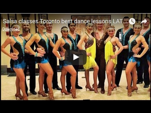 Toronto Best Salsa Dance Classes School | LATIN ENERGY Dance Company