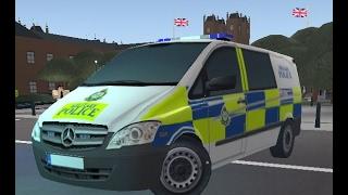 [Roblox Londra] Pattuglia generale MPS SCO19 della polizia del Regno Unito