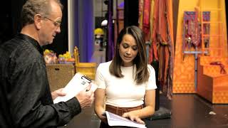 Mandy Capristo wird Prinzessin Jasmin in Disney's ALADDIN