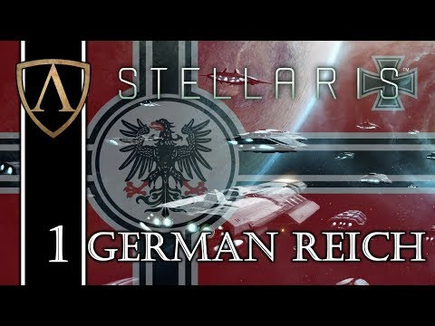 Let's Play Stellaris | German Reich | Part 1