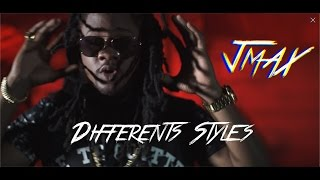 JmaX - Différents Styles ( Drop Up TV ! )